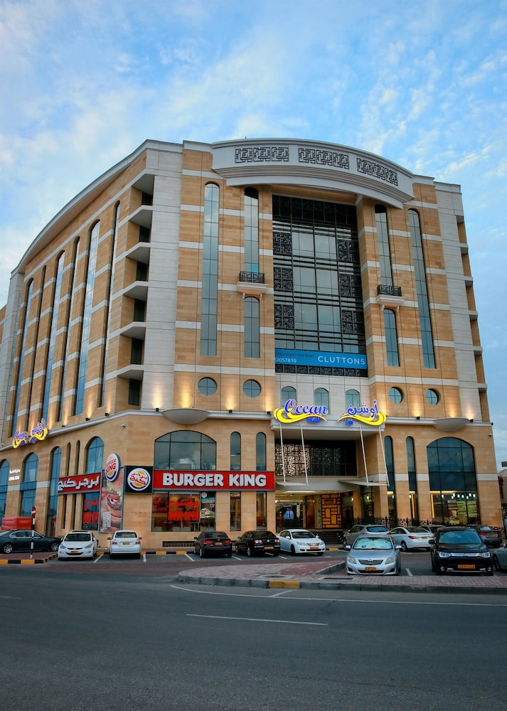 List Of  Star Hotels In Muscat