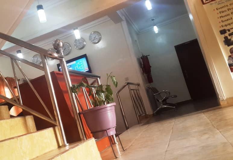 Semper Diamond Lodge, Lagos, Reception Hall