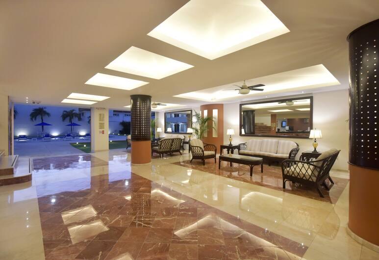 Hotel Bonampak, Cancun, Recepció