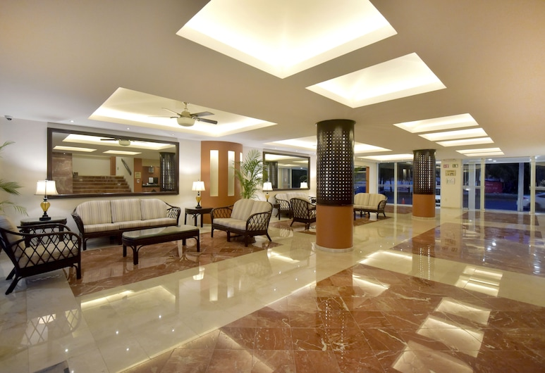 Hotel Bonampak, Cancún, Vchod do hotelu