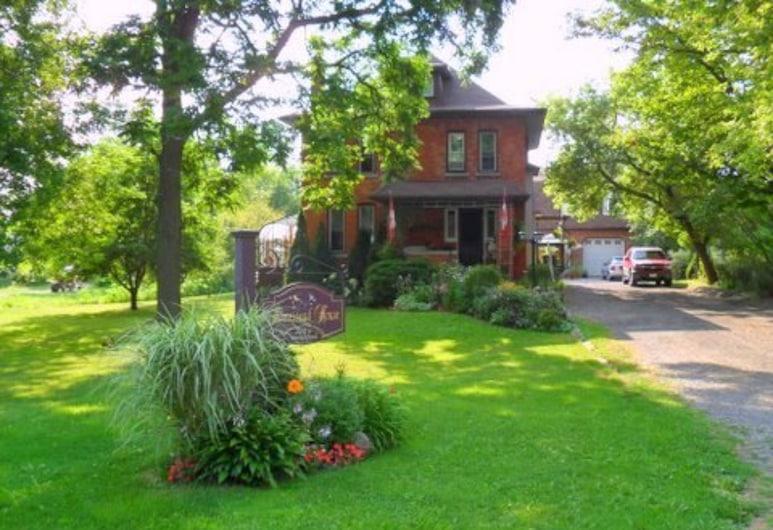 Homestead House Bed & Breakfast, Hamiltonas, Viešbučio teritorija