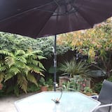 Dobbeltværelse - 1 queensize-seng - Terrasse/patio