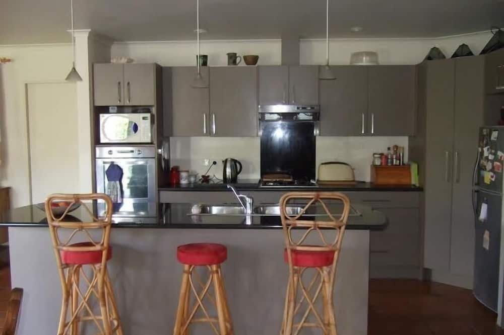 Dobbeltværelse - 1 queensize-seng - Fælles køkkenfaciliteter