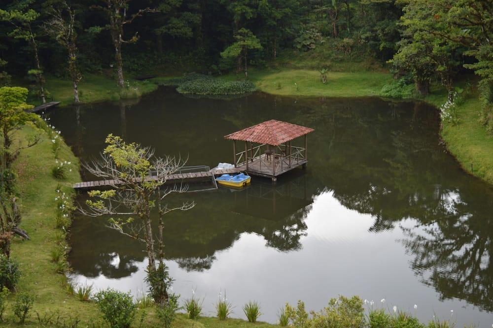 基本客房, 山景, 湖畔 - 湖景