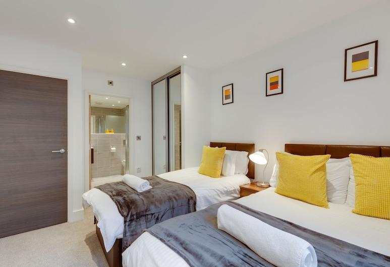 UR STAY Apartments Birmingham - Jewellery Quarter, Birmingham, Apartmán typu Grand, 2 spálne, Izba