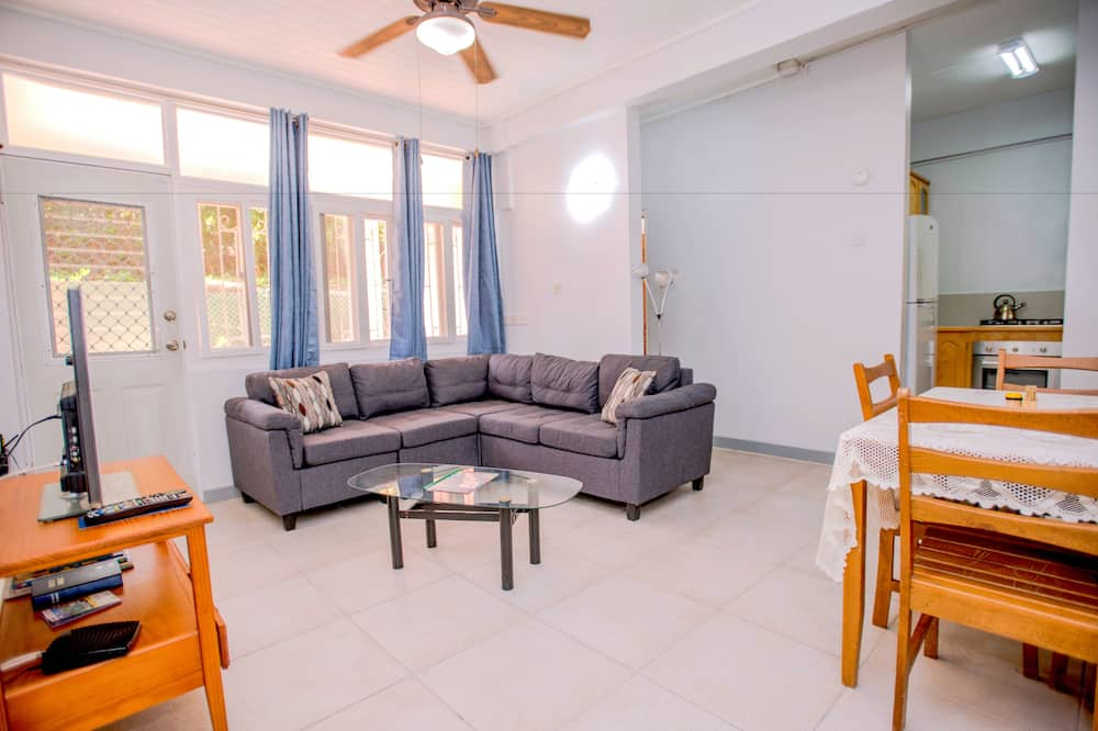 Double Room, 2 Bedrooms, Non Smoking, Kitchenette - Living Room
