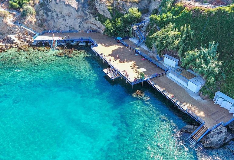 WİSE HOTEL SPA & ADULT ONLY, Antalya, Strand