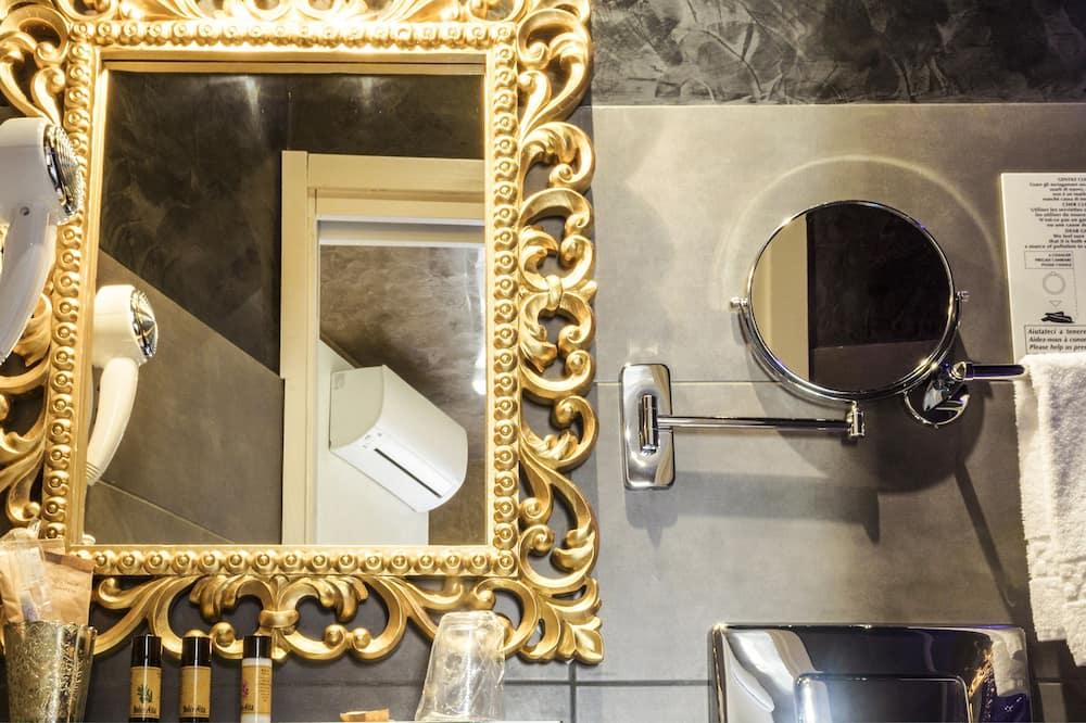 Deluxe Single Room, 1 Bedroom, Balcony - Bilik mandi