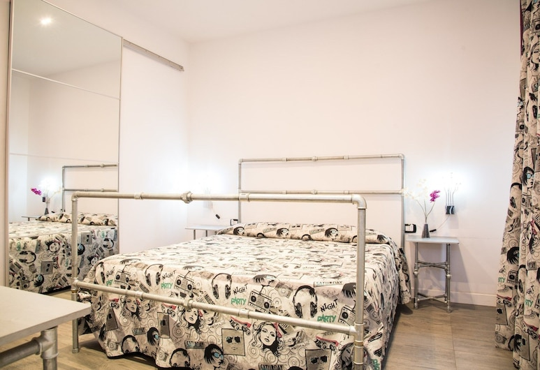5Rooms, Rome, Deluxe Double Room, Guest Room