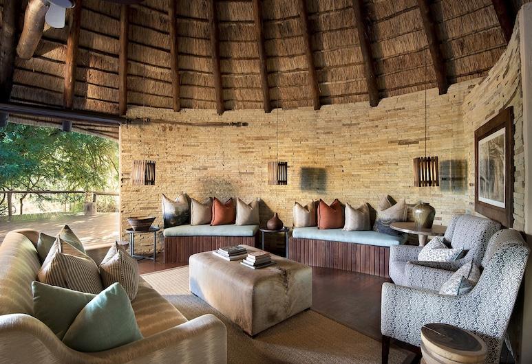 Pafuri Camp, Kruger National Park, Interior Entrance