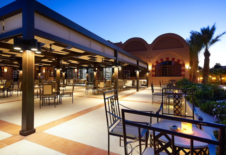 Jaz Makadi Oasis Club, Teluk Makadi, Teras/Patio
