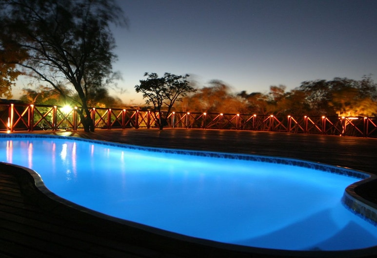 Dinkweng Safari Camp, Vaalwater, Outdoor Pool