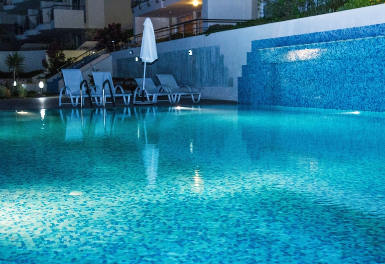 Lagada Bay Resort, Ierápetra, Piscina al aire libre