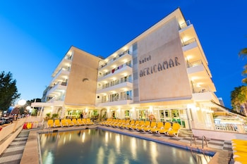 Picture of Aparthotel Africamar in Santa Margalida
