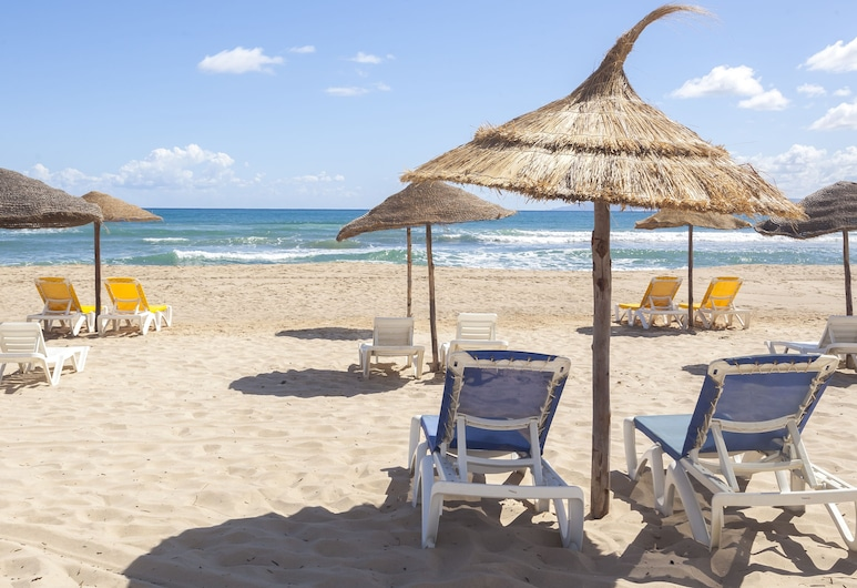Itropika Hôtel, Tabarka, Playa