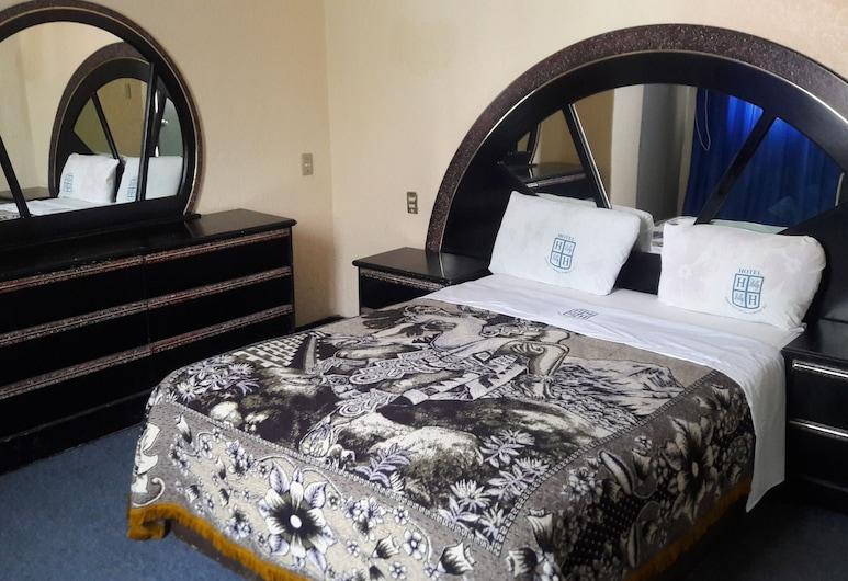 波利酒店, 墨西哥城, 客房
