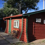 Queen Cabin - Pet Friendly - Ruokailu omassa huoneessa