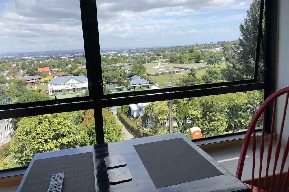 Panoramic Στούντιο-Σουίτα, 1 Queen Κρεβάτι, Ψυγείο & Φούρνος Μικροκυμάτων, Θέα στον Κήπο - Γεύματα στο δωμάτιο