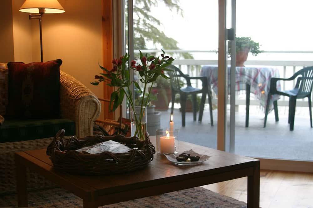 The Loft - Living Area