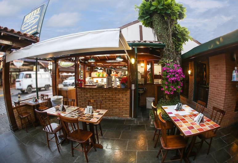 Pousada Don Diego, Ubatuba, Outdoor Dining