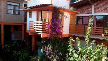 Valle de Bravo — zdjęcie hotelu Posada Familiar 16 de Septiembre