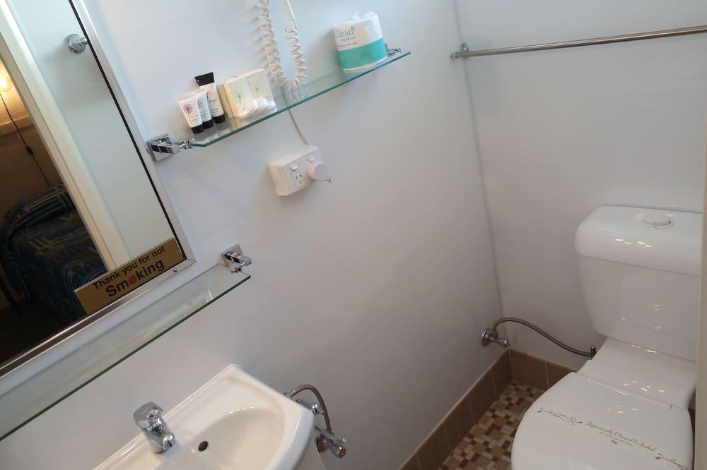 Chambre Supérieure avec lits jumeaux, plusieurs lits, salle de bains attenante - Salle de bain