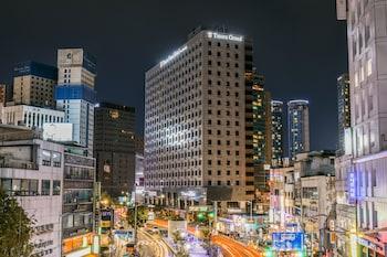首爾帝馬克豪華酒店明洞的圖片