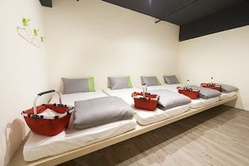 Picture of Ease Single Inn Hostel in Taichung