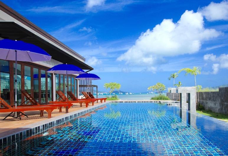 海洋空間別墅飯店, 拉威, 住宿外的景色