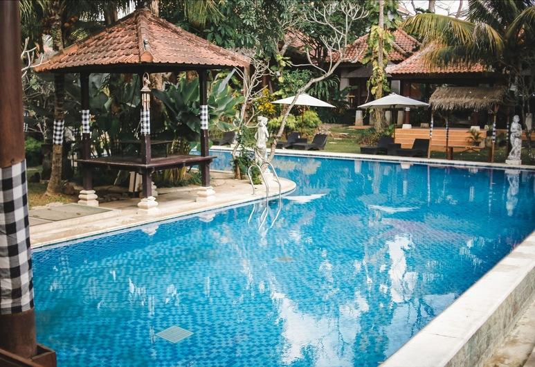 Ubud Cottages Malang, Malang, Kolam Renang