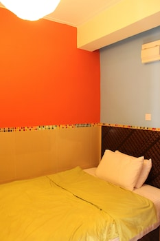 Selline näeb välja Comfort Hostel, Hongkong