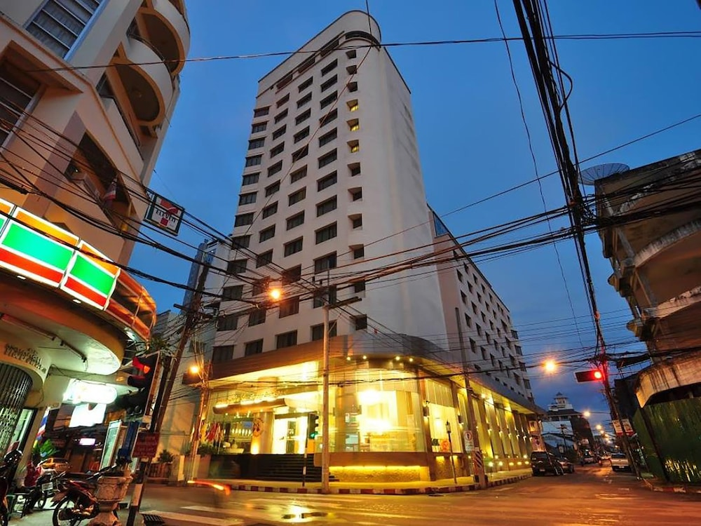 Hat yai hotel 5 star