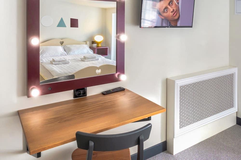 Стандартный двухместный номер с 1 двуспальной кроватью, 1 двуспальная кровать - Номер