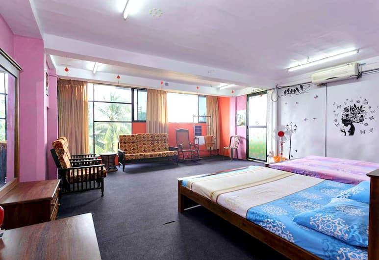 Ashan's Cozy Apartments, Colombo, Apartament (Balcony), Pokój
