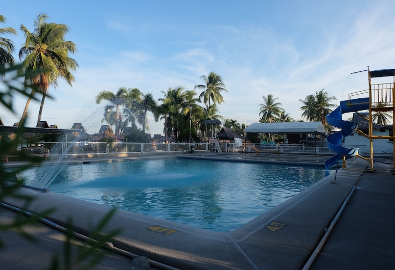 London Beach Resort and Hotel, General Santos, Pool