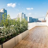 Lejlighed - 1 soveværelse (4 Adults + 1 Child) - Terrasse/patio