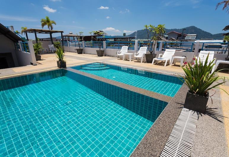 Star Hotel Patong, Patong, Tetőteraszi medence