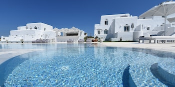 Nuotrauka: White Dunes Luxury Suites, Paras