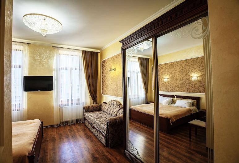 Hotel 39, Lviv, Junior Oda, 1 En Büyük (King) Boy Yatak, Şehir Manzaralı, Oda