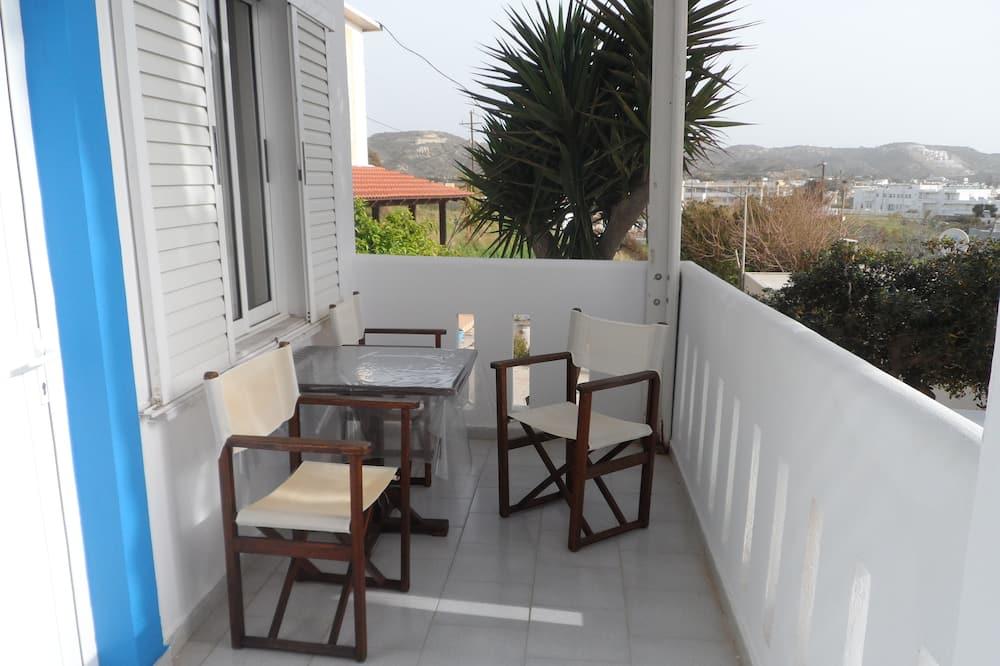 Lägenhet Basic - 1 sovrum - balkong - vid havet - Balkong