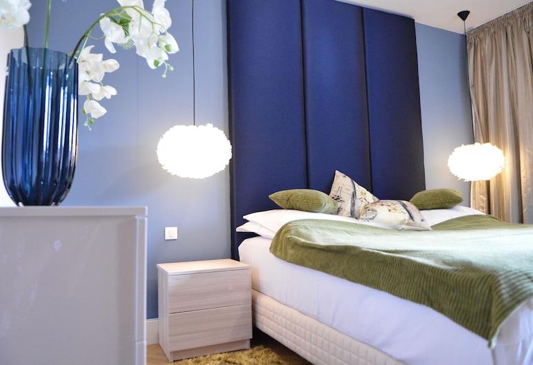 Pensiunea Casa Cranta, Brasov, Deluxe Apartment (annex building), Guest Room