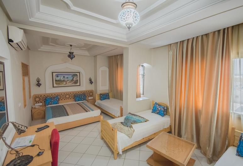 Hotel Saheb Ettabaa, Tunis, Suite, Kamar Tamu