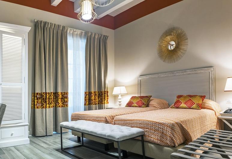 Hotel San Michele, Trapani, Camera Comfort con letto matrimoniale o 2 letti singoli, Camera