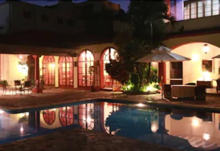 Hotel Casa Colonial Adults Only, Cuernavaca, Piscina al aire libre