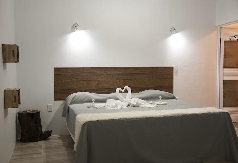 ホテル カレーニナ, オアハカ, スイート 専用バスルーム, 部屋