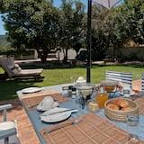 Обед на террасе