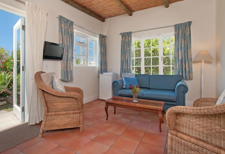 Cliff Cottage, Hermanus, Family Suite, Living Room