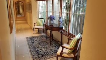 Picture of Bed and Breakfast on Melrose in Johannesburg