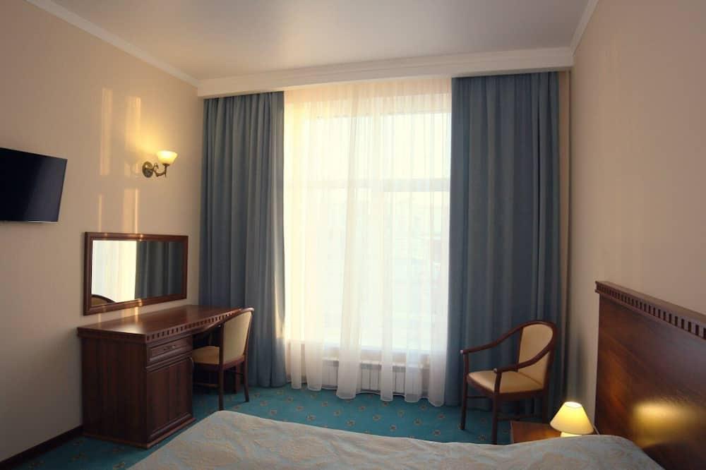Štandardná izba s dvojlôžkom alebo oddelenými lôžkami, balkón - Hosťovská izba