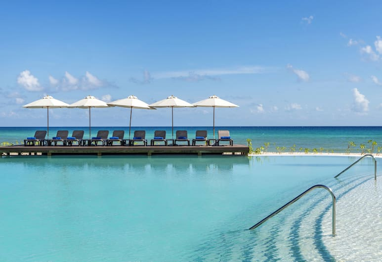 Ocean Riviera Paradise All Inclusive, Playa del Carmen, Basen odkryty